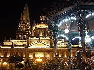 Romería - Neo-classical Guadalajara Cathedral