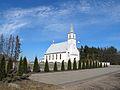 Podlaskie - Juchnowiec Kościelny - Tryczówka - Kościół Niepokalanego Poczęcia 20120324 11.JPG