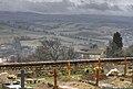 Poggibonsi- Veduta della campagna Toscana dal cimitero attiguo alla Basilica di San Lucchese - panoramio.jpg