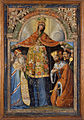 Pokrova (Intercession of the Holy Virgin) with the Portrait of Hetman Bohdan Khmelnytsky. Kyiv Region.jpg