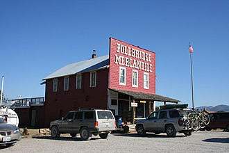 Polebridge, Montana - Polebridge