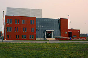 Bialystok University of Technology - Sports hall