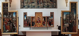 Polyptych of Anchin