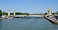Pont Alexandre-III, Paris 17 May 2014.jpg