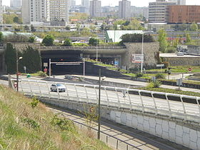 Image illustrative de l'article Tunnel de Nanterre-La Défense
