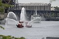 Portland fireboat David Campbell greets the HMCS Brandon - 170607-N-UJ449-011.jpg