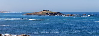 Pessegueiro Island - Pessegueiro Island, view from the north
