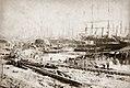 Porto de Santos, 1870.jpg