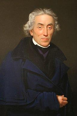 Portrait of Josef Dobrovský