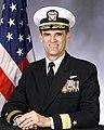 Portrait of US Navy Rear Admiral (lower half) Thomas J. Kilcline.jpg