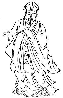 Xun Yu Han Dynasty statesman