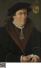 Portrait of Jan de Fevere