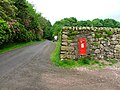 Post Box. Knock - geograph.org.uk - 19715.jpg