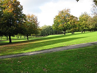 Potternewton - Potternewton Park