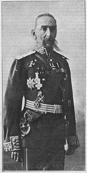 Vasily Potto - Vasily Potto, 1909.