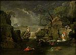 Poussin, Nicolas - L'Hiver ou Le Déluge - 1660-1664.jpg