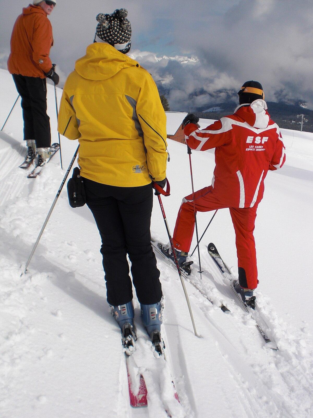 Ski Snowboard Lesson Hot Dogs Freestyle February