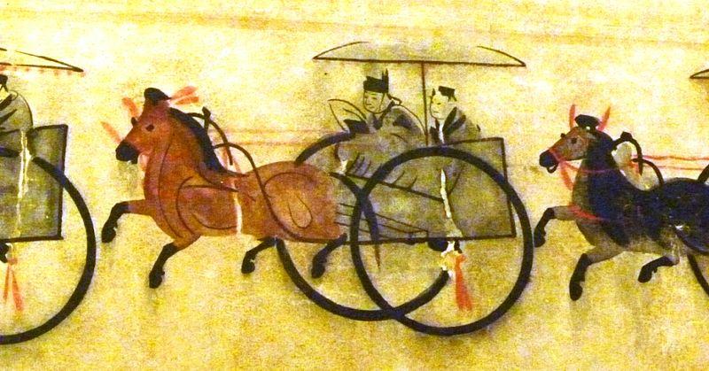File:Powerful landlord in chariot. Eastern Han 25-220 CE. Anping, Hebei.jpg