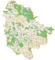 Powiat trzebnicki location map.png