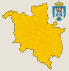 Poznań - jednostki pomocnicze od 2011