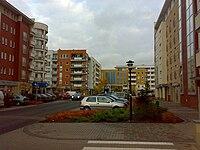 Poznan Polanka District Squer.jpg
