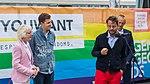 Präsentation Paradetruck Jugend gegen AIDS zur ColognePride 2018 am Köln Bonn Airport-7222.jpg