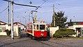 Prague historic tram 351 (14853998422).jpg