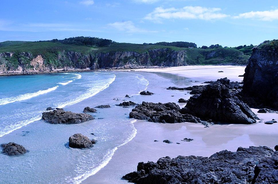 Praia de Beo - WLE Spain 2015