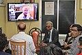 Pranatosh Sengupta Addresses From Canada Through Skype - Opening Ceremony - PAD 5th Free Short Term Course On Photoshop - Kolkata 2018-02-10 1204.JPG