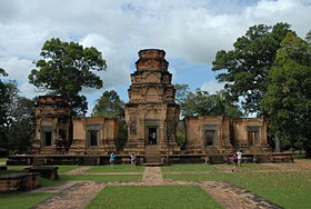 Image illustrative de l'article Prasat Kravan