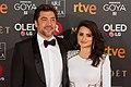 Premios Goya 2018 - Javier Bardem y Penélope Cruz.jpg