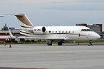 Premium Jet AG, HB-JRG, Bombardier CL604 Challenger (43614979904).jpg