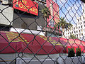 Preparing for the 83rd Annual Academy Awards - the security tent all must pass through (5474925459).jpg