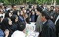 President Mohammad Khatami, Correspondents' Dinner party (6 8404230040 L600.jpg