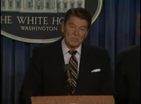 File:President Reagan's Announcing Donald Regan and James Baker Staff Changes on January 8, 1985.webm
