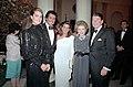 President Ronald Reagan and Nancy Reagan with Brooke Shields, Wayne Newton, and Kathleen McCrone.jpg