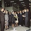President Tito, diens echtgenote, koningin Juliana en prins Bernhard bezoeken he, Bestanddeelnr 254-8714.jpg