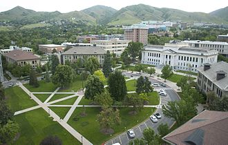 University of Utah College of Science - The College of Science is located on the North West section of the University of Utah campus, with buildings on the North and South sides of Presidents Circle.