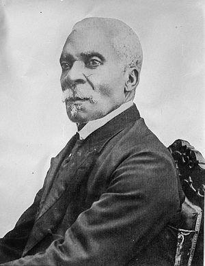 François C. Antoine Simon - Image: Presidentsimon