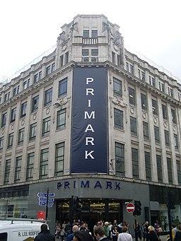 Primark Manchester nog steeds de grootste Primark