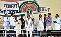 Prime Minister Narendra Modi at Panchayati Raj Sammelan, Jamshedpur, Jharkhand.jpg