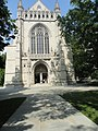 Princeton University Chapel, Princeton University Campus, Princeton, New Jersey, USA - panoramio.jpg