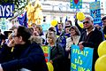 Pro-EU rally, Birmingham, England, during the Conservative Party conference 24.jpg