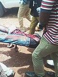 Protests in Bamako in support of Rasbath 07.jpg