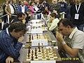 Prvi 5 stolova posljednjeg kola 11.Euro. poj. prv. u šahu 2010.jpg