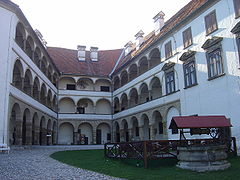 Ptuj Castle inside.JPG