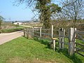Public Footpath Stile - geograph.org.uk - 401789.jpg