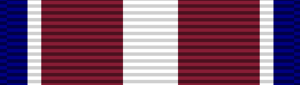 Awards and decorations of the Public Health Service - Image: Public Health Service Meritorious Service Medal ribbon