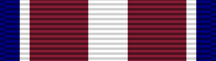 Public Health Service Meritorious Service Medal ribbon