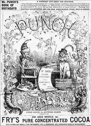 Henry Mayhew - Punch magazine was co founded by Mayhew in 1841.